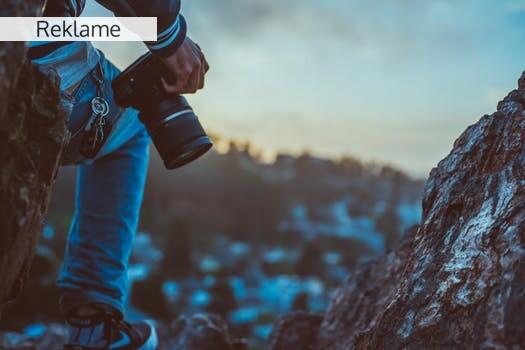 Hold dine minder i live med en fotobog