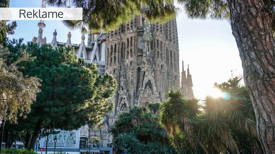 Hvor skal du bo i Barcelona?